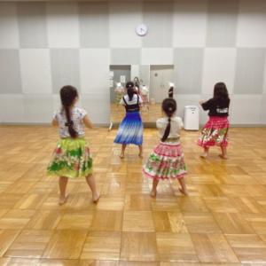 相模大野 小学生フラダンス教室 体験レッスン!