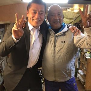 静岡EASTMAX SC名誉会長 細野豪志さん!