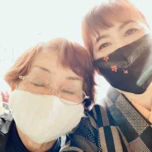 母とプチ旅行