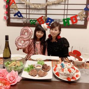 ♡8歳お誕生日♡