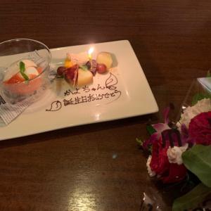 ♡お誕生日ディナー♡