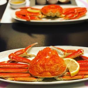 蟹食べいこう♪