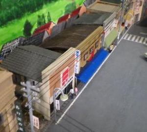 Nゲージレイアウト「中乃郷電気鉄道」完成