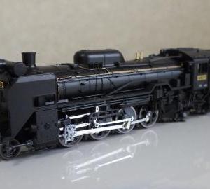 カトーD51入線