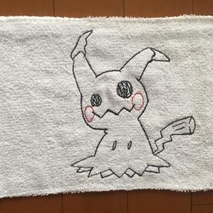キャラクター雑巾(ポケモン)