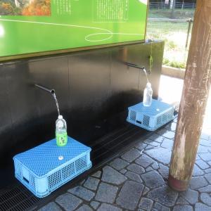 延命水水汲み場 2021.9.20