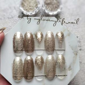 2020A/W collection② by mylovemylife_nail