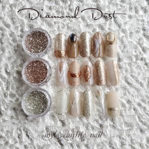 新商品『Diamond Dust オリジナルグリッター 販売開始します』 by mylovemylife_nail