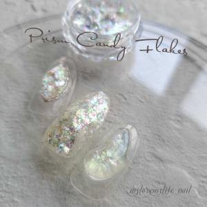 新商品『Prism Candy オリジナルフレーク』 by mylovemylife_nail
