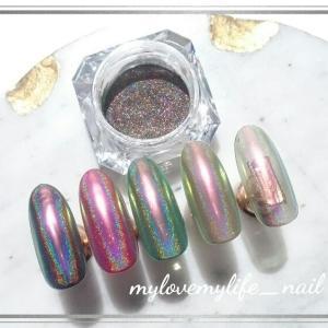 mylovemylife_nail♡キラキラが気になる季節にぴったりの新商品( *´艸`)