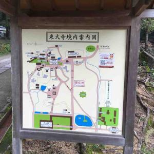 お仏見なら③~東大寺・二月堂・不動堂 (2019.9/1)