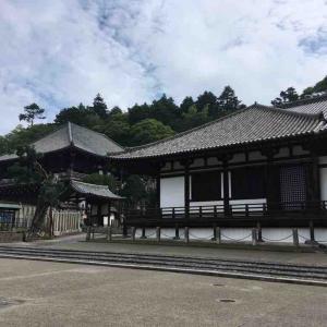 お仏見なら④~東大寺・法華堂・四月堂 (2019.9/1)