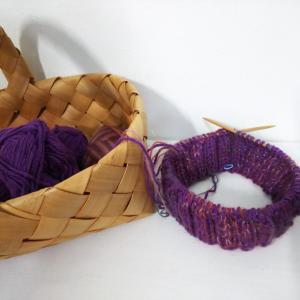 手編みの時間
