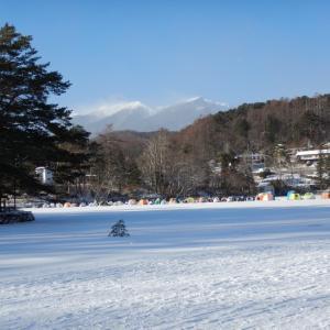 2020/02/09 松原湖