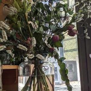 お花を飾るレメディ~♪