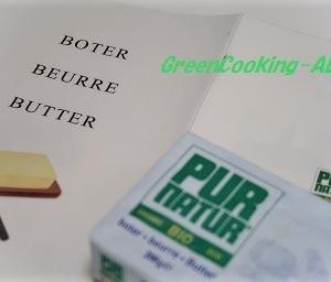 日本発上陸!高級発酵オーガニックバターを使ったクッキングレッスン!  <br />~薬膳と栄養学のヘルシーレシピ~湘南茅ヶ崎健康料理教室「GreenCooking-ABE」
