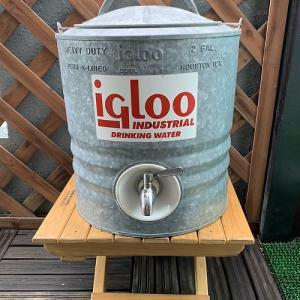 igloo メタルジャグ 2ガロン