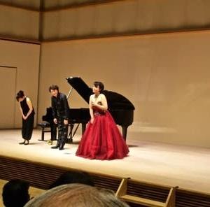 オペラの夕べコンサートの後は