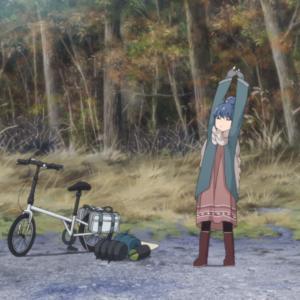 ゆるキャン△自転車旅☆