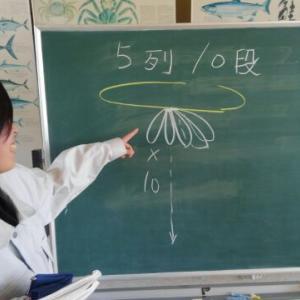 編網 【水産増殖科第1学年 水産海洋基礎】