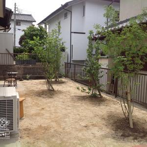 H様のお庭(知多市)
