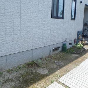 W様の花壇(名古屋市)