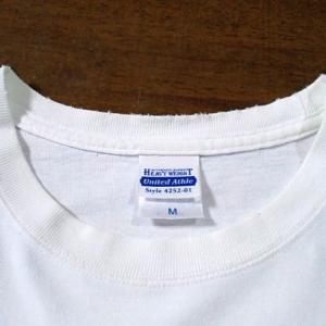 ユナイテッドアスレ 7.1oz Tシャツの崩壊