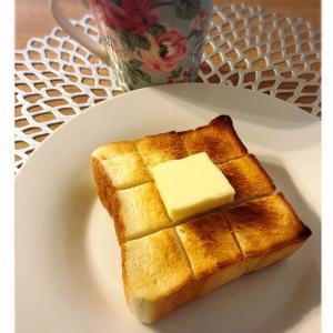 ペリカンのパンで朝ごはん