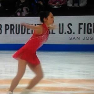 長洲未来、2度目のオリンピック