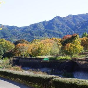 小春日和、富岡市の近く甘楽(かんら)町へ