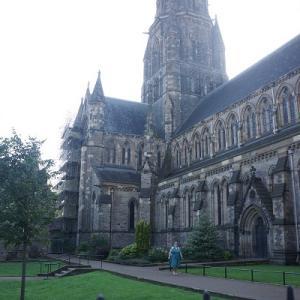 イギリス旅行3 エジンバラ・聖母マリヤ大聖堂