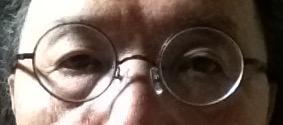 波平さんの眼鏡。