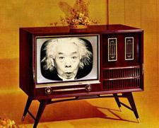 テレビがないけどテレビっ子。