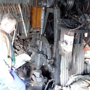 OMB140「ラスト鍛冶屋」