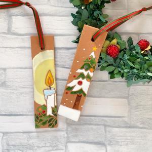 【告知】絵付け教室・クリスマスプレゼント企画