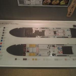 津軽海峡フェリー ブルードルフィン2