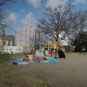 札幌市 野外彫刻 真駒内第一公園