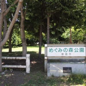 恵庭市 野外彫刻 めぐみの森公園 他
