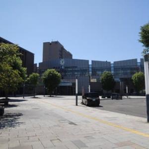帯広市 野外彫刻 JR帯広駅