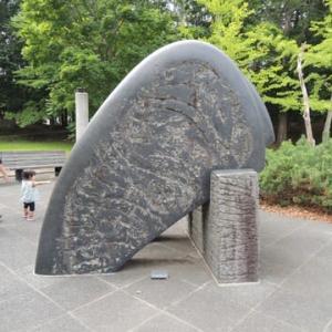 江別市 野外彫刻 その5