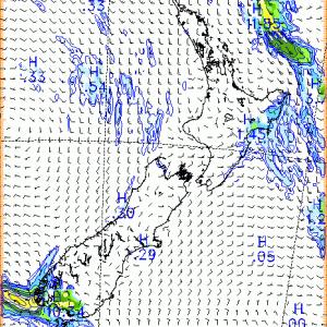 Auckland、2020年2月25日8時の天気は