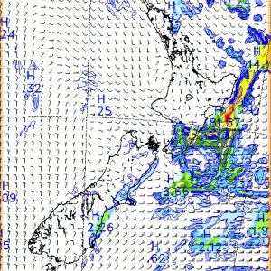 Auckland、2020年3月31日8時の天気は