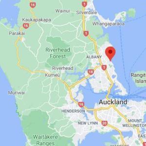Auckland、2021年4月14日8時の天気は