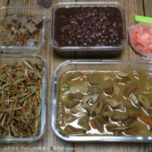 茶色い作り置き~常備菜・保存食