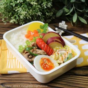豚肉とピーマンの生姜焼き*お弁当