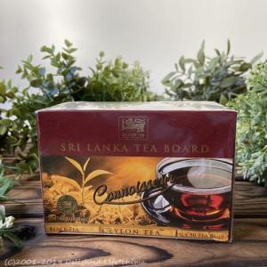 スリランカ政府お墨付き!スリランカ紅茶局のセイロンティ