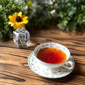 スリランカ政府紅茶局のライオンロゴが付いた ディンブラ オレンジペコ