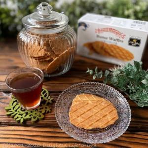 業務スーパーの輸入菓子~バターワッフル