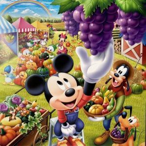 2020第一生命カレンダー 隠れミッキー 9・10月