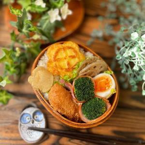 カニクリームコロッケ*お弁当&ランチ